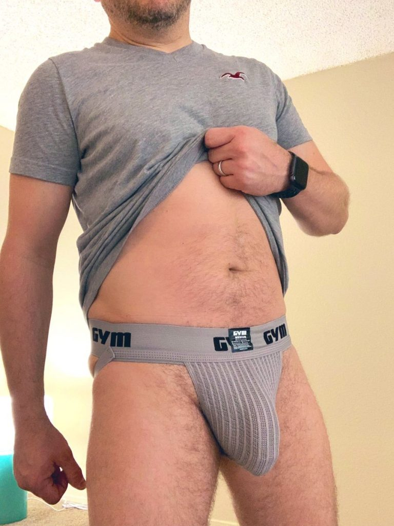 Choosing the right jock for support, fit and equipment size can be difficult…Uncle Jim NAILED IT!
